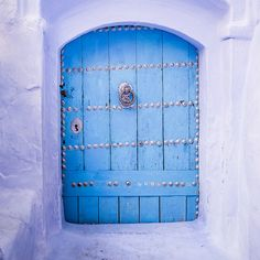 Chefchaouen - Blue Gate   by aminefassi