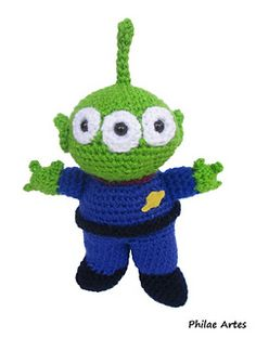 So do you want to make an alien from Toy Story to be eternally grateful? Haha.