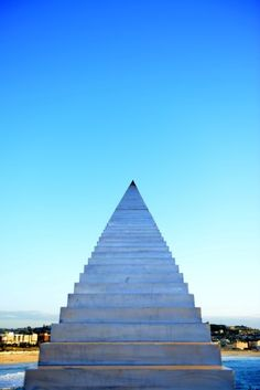 Stairway To Heaven - Sculpture By The Sea 2013 | ldw photography