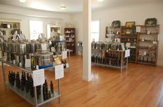 Specialty olive oil and balsamic vinegar shop Vines & Branches is leaving its location on Main Street in Greenport.