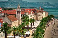 travel to croatia - vacation in croatia - trogir