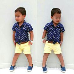 Criança fashionistas 💙