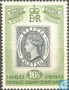 Saint Lucia - 1960