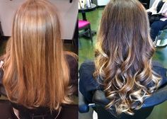 From soft summer balayge to fall ombre    Emma Mcsharry, Hair Stylist