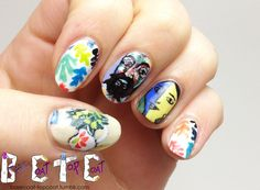 Matisse nails 1