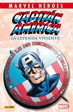 3 Capitán América: La leyenda viviente