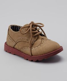 These+comfy+kicks+with+oxford+detailing+are+perfect+for+an+adorable+prepster. Zulilly