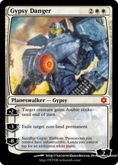 Gypsy Danger by Fang