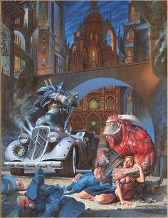 Paul Bonner Mutant Chronicles