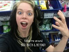 grav3yardgirl http://m.youtube.com/watch?v=YhLP2Ce-71g this is really old but probably my fave video from Bunny, hilarious :)