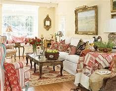 Image result for french farmhouse living room