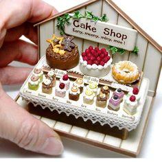 2017, Cake shop ♡ ♡ By Klein Klein