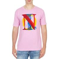 T-shirts manches courtes Nixon PACIFIC REGULAR