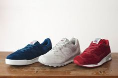 "#NewBalance ""Made in England"" Pigskin Pack #sneakers"