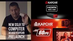 How to connect your DSLR to your computer with Kapchr Phoenix, Connection, Youtube, Youtube Movies