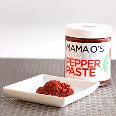 Mama O's Pepper Paste