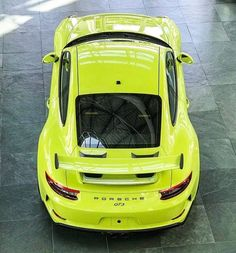 How about some acid on the new GT3? . . © Photo: @championporsche