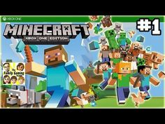 """http://minecraftstream.com/minecraft-gameplay/dad-kids-play-minecraft-xbox-one-scaredy-cats-go-outside-1/ - Dad & Kids play MINECRAFT XBOX ONE:  Scaredy Cats, go Outside!  (#1)  FINALLY AVAILABLE, Minecraft on our XBOX ONE!  We downloaded it and this is our very first time playing on any kind of XBOX, we had a lot of fun playing even though the kids are """"survival scaredy cats""""!   🙂 However, with our luck, the audio is pretty bad compared to usual so we..."""