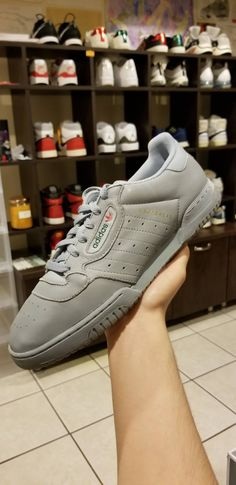 d7fd52d7a1ed9e Adidas Kanye West Adidas Kanye West Yeezy Powerphase Grey size 9 Size 9 -  Low-Top Sneakers for Sale - Grailed