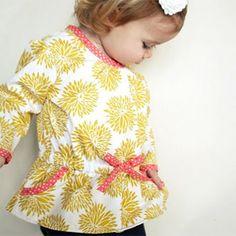 Free sewing kids pattern