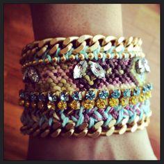 Diy statement friendship handmade bracelets ...
