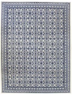 Transitional Rugs Gallery: Transitional Design Rug, Hand Knotted In  Afghanistan; Size: