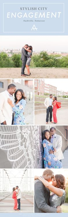 We want every engagement session (and wedding!) we do to be as unique as possible. To do that, we always tailor our sessions around our couples, including