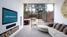 Smart Home Smart Home, Flat Screen, Smart House, Blood Plasma, Flatscreen, Dish Display
