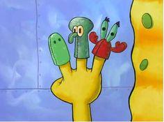 Squidward, Wormy and Mr Krabs Spongebob Cartoon, Spongebob Drawings, Spongebob Memes, Cartoon Memes, Cartoon Icons, Spongebob Squarepants, Cute Cartoon, Cartoons, Spongebob Painting