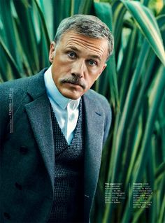 Christoph Waltz is a true MoBro this year