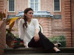 Senior Portrait Session / Kingwood Center / Mary Weirich Photography