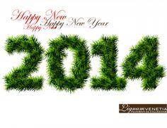 Buon Anno a tutti Voi! Vi auguriamo un Anno Magico, Felice e anche Fortunato :)