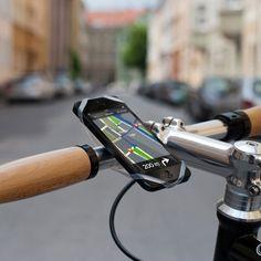 Finn Smartphone Bike Mount #Bike, #EasyToMount, #Smartphone