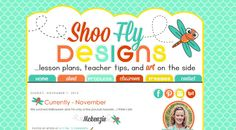 ShooFly Designs | blog design