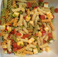 Easy and delicious Pasta Salad Recipe