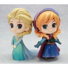 Nendoroid Elsa & Anna