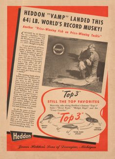 1948 Heddon ad.