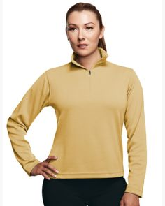 Womens Poly Ultracool Pique Pullover Shirt. Tri mountain 652 #Ultracool #Pullover #Poly