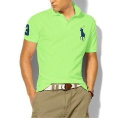 Welcome to our Ralph Lauren Outlet online store. Ralph Lauren Mens Big Pony Polo T