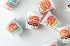Image result for ice cream package design