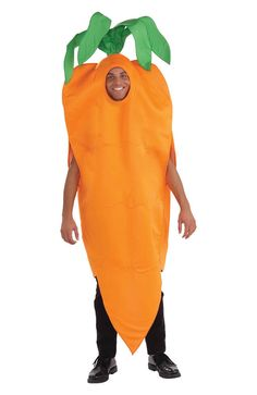 Creepy Scary Costume Carrot Costume