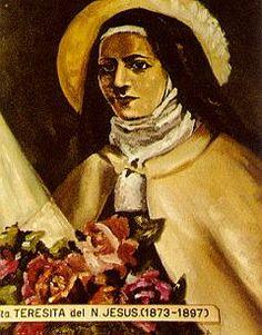 Santa Teresa del Nino Jesus