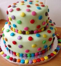 Image result for rainbow birthday cake ideas