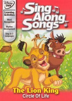 Sing Along Songs: Lion King - Circle of Life [DVD] [1994]