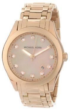 Michael Kors Women's MK5311 Rose Gold Mother-Of-Pearl Watch Michael Kors,http://www.amazon.com/dp/B0040YV8AI/ref=cm_sw_r_pi_dp_9lP1sb151QZY0MYR