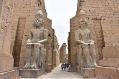 The southern Egyptian city of Luxor may currently be a site of political instability and jihadist violence, but it is also the location of abundant magnifi