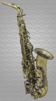 Chiltern 'Vintage' Alto Saxophone