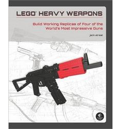 An unofficial guide to building some of the most popular LEGO guns in Streat's YouTube videos. Readers learn how to build some of the most popular replica guns such as: a Desert Eagle handgun, an AK-74, a Lee Enfield Sniper Rifle, and a SPAS Shotgun--all with LEGO blocks.