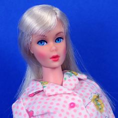 Vintage Barbie Mod Sweet Dreams Outfit Minty More RARE Big Dot Variation | eBay