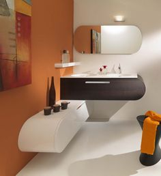 Bathroom furniture and accessories made in Italy - Siena - Monteriggioni
